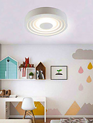 cheap -21cm Ceiling Light Led Simple Bedroom Hallway Light Porch Light Circular Light Square Led Aluminum Ceiling Light