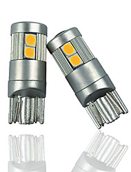 cheap -OTOLAMPARA Left/Right Sides Car Clearance Light W5W Special For Ford Crown Explorer Edge/ 370Z  Rogue/ Lincoln Mark Infield M37 G37 G37 Car LED Bulb 193 259 280 285 447 464 501 555 Amber Color