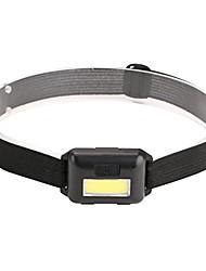 cheap -flashlight - 3 x aaa batteries operated, bright white led light - lightweight, waterproof perfect for running, cycling, mountain biking, climbing work night (black)
