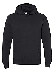 cheap -hammer adult  9 oz. hooded sweatshirt 2xl black