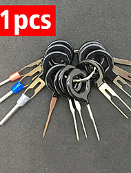 cheap -18pcs Car Plug Terminal Remove Tool Set Key Pin Automotive Electrical Wire Crimp Connector Extractor Kit Accessories