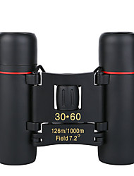 cheap -10 X Binoculars Waterproof High Definition Easy Carrying Fully Multi-coated Hiking Camping / Hiking / Caving Traveling