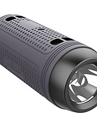 cheap -New Zealot A1 Bluetooth Speaker Portable Wireless Bike SpeakerFlashlightShoulder Strap Support TF cardAUXUSB Flash Drive
