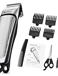 cheap -Professional Hair Clipper for Men Electric Hair Trimmer Household Low Noise Haircut Shaving Machine 220-240V Styling Tool 40D