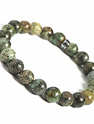 cheap -natural healing gemstone bracelet, 8mm semi precious stone bracelet for men women, stress relief crystal jewelry