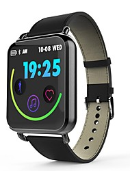 cheap -Q3 Long Battery-life Smartwatch Support Heart Rate/Blood Pressure Measure, Sports Tracker for Android/iPhone/Samsung Phones