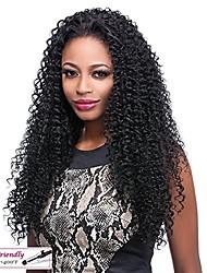 Недорогие -это парик из синтетических волос, полупарик - hw africa (dx6804)