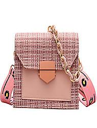 cheap -women shoulder bag lightweight crossbody lady messenger bag girl handbag wallet purse (pink)