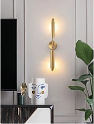 cheap -LED Nordic Style Flush Mount wall Lights Living Room Office Iron Wall Light 110-120V 220-240V