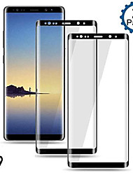 cheap -galaxy s9 screen protector, [2 pack] case friendly,bubble-free,9h hardness 3d curved, scratch-resistant for samsung s9 tempered glass screen protector