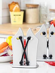 cheap -Kitchen supplies V-shaped knife sharpener for household use