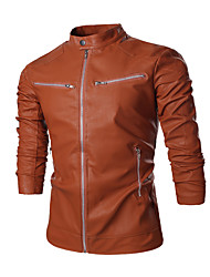 cheap -david beckham leather quilted jacket