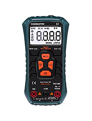 cheap -Multimeter S1 Ture-RMS Automatic Ranging Multimeter Automatic Multi Tester Electrical Voltage Ammeter Ohm Tester