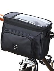 cheap -Bike Handlebar Bag Touchscreen Cycling Outdoor Bike Bag PVC(PolyVinyl Chloride) Bicycle Bag Cycle Bag Cycling / All Phones