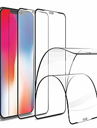 cheap -iphone x/xs screen protector iphone 11 pro screen protector edge to edge full coverage bendable 9h hardness 0.25mm touch accurate anti scratch no bubbles anti fingerprints 2-pack