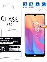 cheap -suitable for xiaomi redmi note 8t screen protector tempered glass [1 pc] high definition anti-scratch easy installation phone protective film for xiaomi redmi note 8t -1pcs