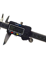 cheap -150 mm stainless steel digital calipers electronic plastic high grade digital calipers
