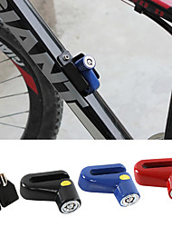 cheap -Bike Locks Portable Lightweight Materials Stability Durable Anti Lost For Road Bike Mountain Bike MTB Triathlon Fixed Gear Bike Cycling Bicycle Stainless Steel Black Red Blue 1 pcs