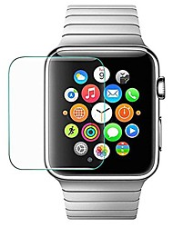 cheap -(tm)38/42mm ultrathin clear hd protective waterproof explosion-proof film screen protector film accessories for apple watch series 3 2 1 (42mm)