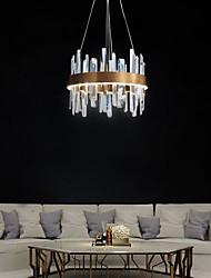 cheap -40 cm Unique Design Chandelier Gold Pendant Light Metal Electroplated LED 110-120V 220-240V