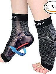 cheap -plantar fasciitis socks with arch&ankle support,compression foot sleeves for plantar fasciitis pain relief,compression socks for women men-treatment for everyday use-better than night splint,l 2p
