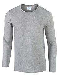 cheap -cool dri'performance mens long-sleeve t-shirt,navy,medium