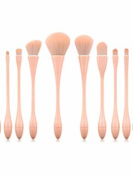 cheap -makeup brushes premium 10pcs makeup brush set foundation powder brushes concealers eye shadows brushes kit