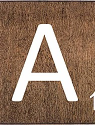 cheap -large scrabble tiles for wall decor (4x4, a)