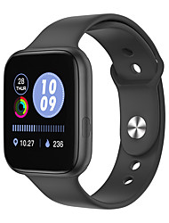 cheap -1.54-inch Screen Smartwatch for Apple/Android/Samsung Phones, Sports Tracker Support Heart Rate/Blood Pressure/Blood Oxygen Measure