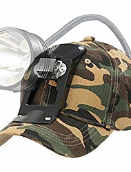 cheap -hunting hat with bracket for headlamp and hunting gears