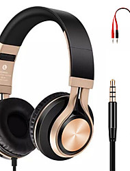 cheap -LITBest K3 Gaming Headset 3.5mm Headphone 3.5mm Microphone with Microphone with Volume Control Sweatproof InLine Control for Gaming