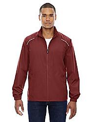 cheap -core 365 men's tall motivate unlined lightweight jacket, 5xt, classic red 850