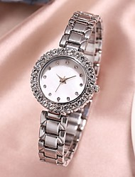 cheap -Kids Bracelet Watch Steel Band Watches Analog Quartz Modern Style Stylish Minimalist Chronograph Creative Casual Watch