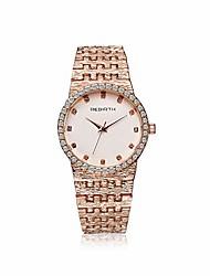 cheap -women diamond bracelet watches stainless steel luxury ladies bracelet quartz watch fashion casual dress watches