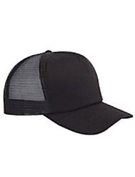 cheap -bx 5 pan twill trucker cap (stone) (os)