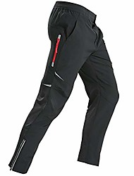 cheap -Men's Hiking Pants Trousers Outdoor Windproof Quick Dry Lightweight Breathable Pants / Trousers Bottoms Black (upgrade) Contact customer service for huge orders or customized orders Navy blue