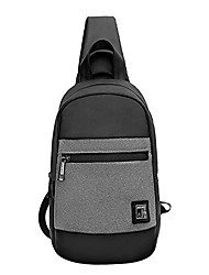 cheap -cross body backpack - sling chest bag for men, waterproof shoulder bags for walking, travelling, cycling 060gr