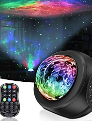 cheap -Star Projector RegeMoudal Night Light Projector with LED Nebula Cloud Galaxy Starry Projector Light Build-in Bluetooth Stereo Music Speaker for Kids Adults Bedroom/Party/Birthday Gifts/Home Theatre