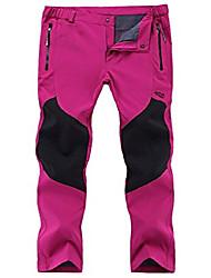 cheap -women's outdoor quick dry hiking mountain sports pants sml-nvku-16606-purplish red-xs
