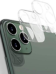 cheap -lai fion [2 pack] iphone 11 camera lens protector 9h tempered glass hd clear anti-scratch anti-fingerprints smooth touch iphone 11 accessories case (for iphone 11 pro/max)