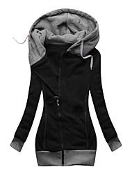 cheap -jackets for women,women's fashion cardigan hoodie jacket zipper coat zip up hooded jacket coat long sleeve sweatshirt black
