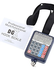 cheap -50kg/10g Multi-functional Mini Digital Hanging Luggage Weight Scale Calculator Weighing Tool