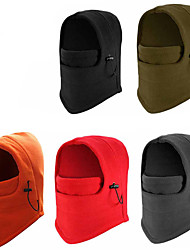 cheap -Cycling Cap / Bike Cap Helmet Liner Balaclava Warm High Breathability (>15,001g) Lightweight Materials Sweat wicking Bike / Cycling Black / Red Blue+Silver Black Winter for Unisex Adults' Hunting and