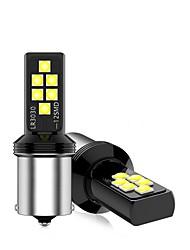 cheap -1Pcs LED Car Backup Light T20 T15 Brake Bulb 1156 Reverse Lights 12V White Yellow Red Turn Signal Bulbs Reserve Lamps Brake Light For Car