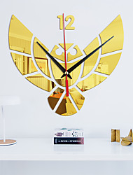 cheap -Special Mirror Wall Art Acrylic Wall Clock Stickers Quartz Watch Children Watch New Modern Home Decor Diy Clocks