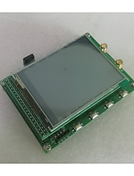 cheap -ADF4351 module TFT color screen touch screen 137.5 MHz to 4400 MHz output frequency STM32 sweep 35M-4.4G RF signal source