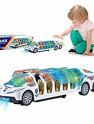 cheap -police car toy 3-6 year old boy , police car with light and siren sound effect, optimal gift toy 3-12 year old kids christmas, birthday