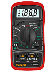 cheap -AN8205C Digital Multimeter AC/DC Ammeter Volt Ohm Tester Meter Multimetro With Thermocouple LCD Backlight Portable