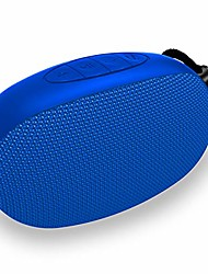 cheap -portable bluetooth speaker, outdoor portable stereo mini speaker with dual 5w drivers, powerful bass&clear stereo sound,10-hour playtime,built-in mic,66ft wireless range,tf card slot&fm radio.