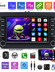 cheap -7 Inch Autoradio 2Din Android Car MP5 Multimedia Player 16G Radio Gps Navigation Bluetooth Wifi  FM Auto Audio For Cars